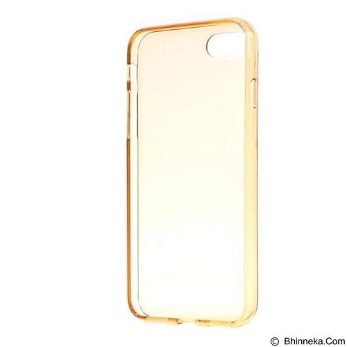 CAPDASE Jacket Softcase Casing for iPhone 7 Plus [SJIH7P-VE0C] - Gold (Merchant) - Casing Handphone / Case