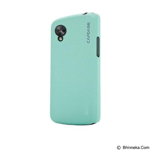 CAPDASE Kara Jacket Casing for LG Nexus 5 - Touch Green (Merchant) - Casing Handphone / Case