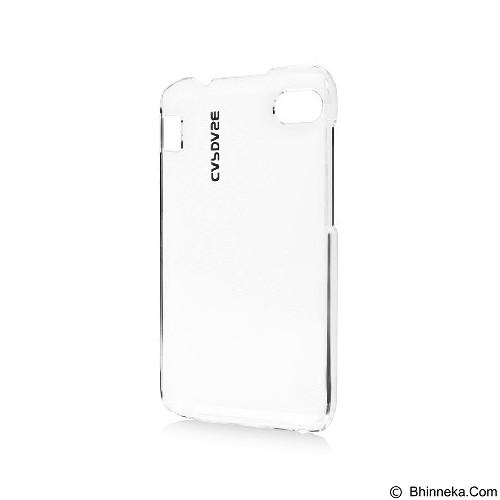 CAPDASE Karapace Finne Ds Jacket Blacberry Q5 [KPBBQ5-F400] - Clear (Merchant) - Casing Handphone / Case