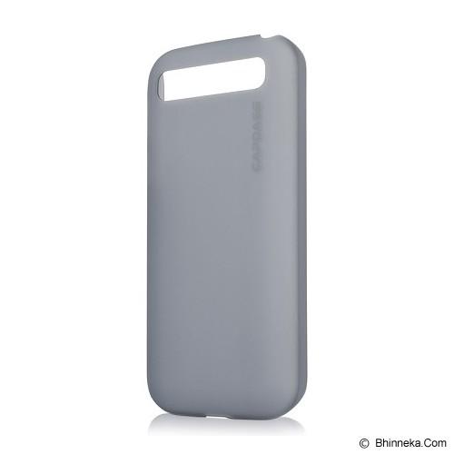 CAPDASE Karapace Jacket Blackberry Classic Finne DS [KPBBCLASS-F701-BB] - Tinted Black - Casing Handphone / Case