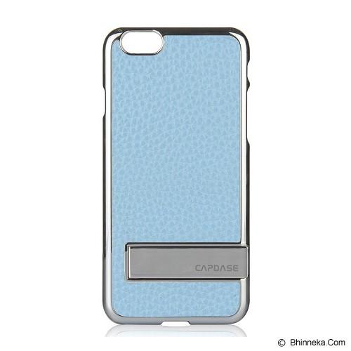 CAPDASE Karapace Jacket Chic iPhone 6 [KPIH647-C0S3] - Silver/Light Blue - Casing Handphone / Case