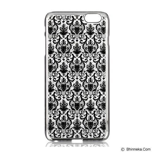 CAPDASE Karapace Jacket Mystery for iPhone 6 Plus  [KPIH655-AD1V] - Black/Bronze - Casing Handphone / Case