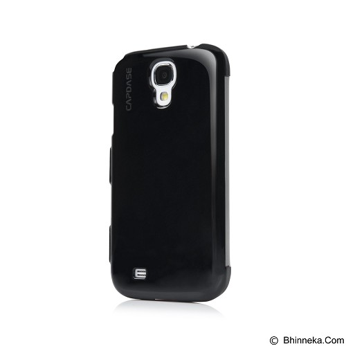 CAPDASE Karapace Jacket Sider Elli Casing for Samsung Galaxy S4 Mini [KPSGI9190-5EJ1] - Grey (Merchant) - Casing Handphone / Case
