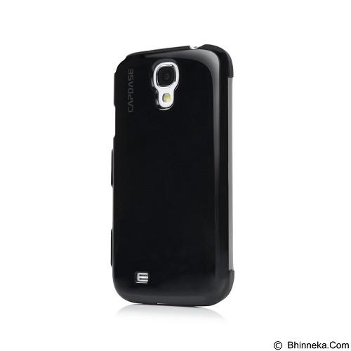 CAPDASE Karapace Jacket Sider Elli Casing for Samsung Galaxy S4 Mini [KPSGI9190-5EJ1] - Grey (Merchant) - Casing Handphone / Case