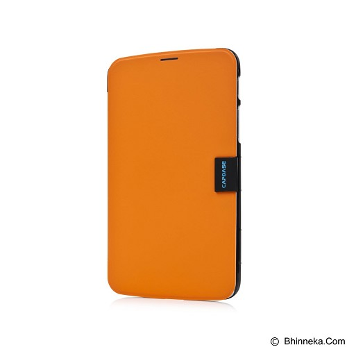 CAPDASE Karapace Jacket Sider Elli Samsung Galaxy Tab 3 7 Inch [KPSGT210-4E71] - Orange Black (Merchant) - Casing Tablet / Case