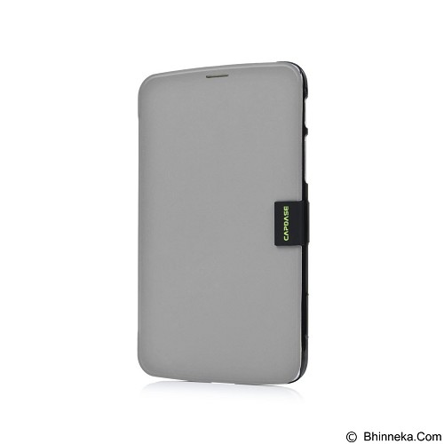 CAPDASE Karapace Jacket Sider Elli Samsung Galaxy Tab 3 7 Inch [KPSGT210-4EJ1] - Dark Grey Black (Merchant) - Casing Tablet / Case