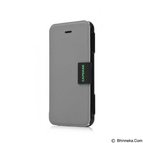 CAPDASE Karapace Jacket Sider Elli iPhone 5c [KPIHM-4EJ1] - Black/Grey - Casing Handphone / Case