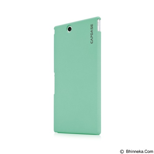 CAPDASE Karapace Jacket Touch Casing for Sony Xperia Z Ultra [KPSYC6802-T10K] - Green (Merchant) - Casing Handphone / Case