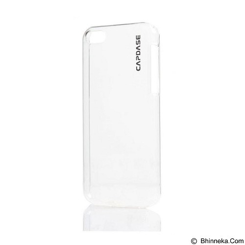 CAPDASE Karapace Jacket iPhone 5c Finne Ds Transparan [KPIHM-F400] (Merchant) - Casing Handphone / Case