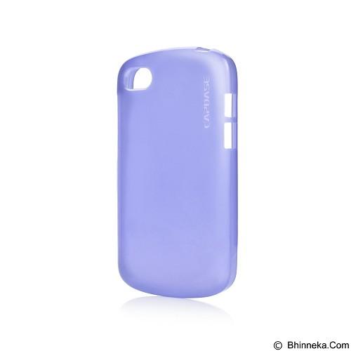CAPDASE Lamina Tinted Jacket Softcase Casing for BlackBerry Q10 - Blue (Merchant) - Casing Handphone / Case