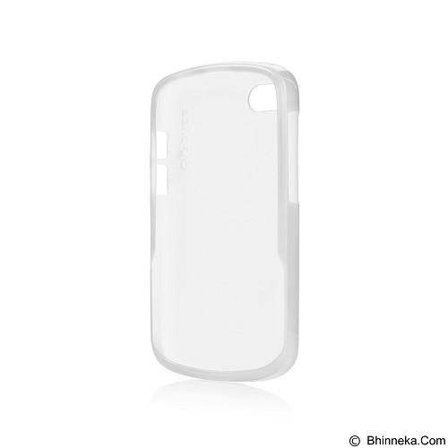CAPDASE Lamina Tinted Jacket Softcase Casing for Blackberry Q5 - White (Merchant) - Casing Handphone / Case