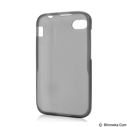 CAPDASE Lamina Tinted Softjacket Blackberry Q5 [SJBBQ5-L201] - Black (Merchant) - Casing Handphone / Case