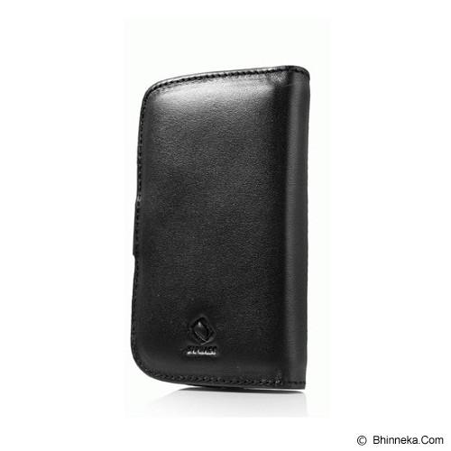 CAPDASE Leather Case FlipJacket BF [WCBB9790-B001] - Casing Handphone / Case