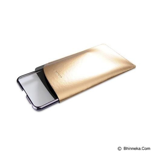CAPDASE Meteor for iPhone 6 [KPIH647-M01V] - Black/Bronze - Casing Handphone / Case