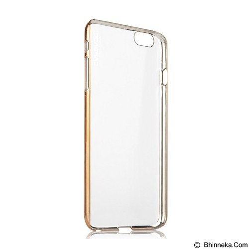 CAPDASE Meteor for iPhone 6 [KPIH647-M0PW] - Rose Gold/Pearl White - Casing Handphone / Case