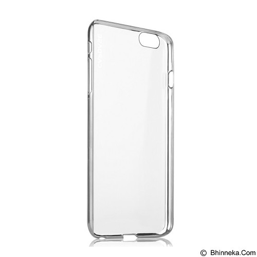 CAPDASE Meteor for iPhone 6 [KPIH647-M0SW] - Silver/Pearl White - Casing Handphone / Case