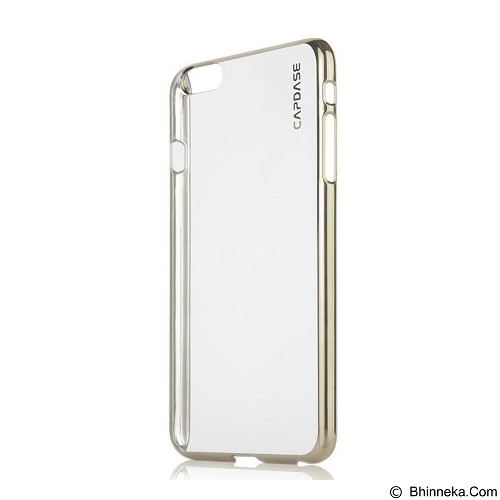 CAPDASE Meteor for iPhone 6 Plus [KPIH655-M0CV] - Champagne Gold/Bronze - Casing Handphone / Case
