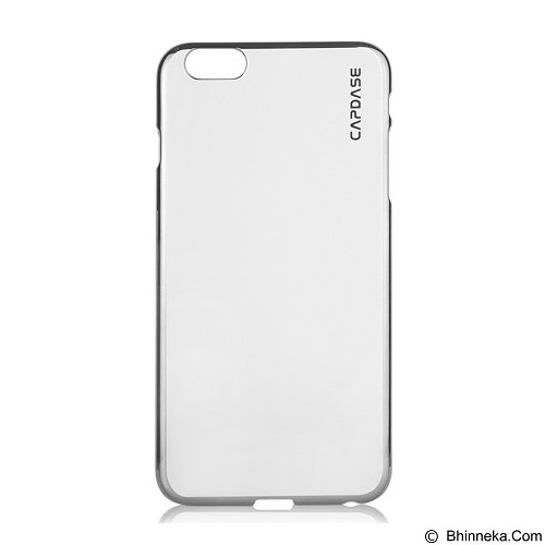CAPDASE Meteor for iPhone 6 Plus [KPIH655-M0SW] - Silver/Pearl White - Casing Handphone / Case