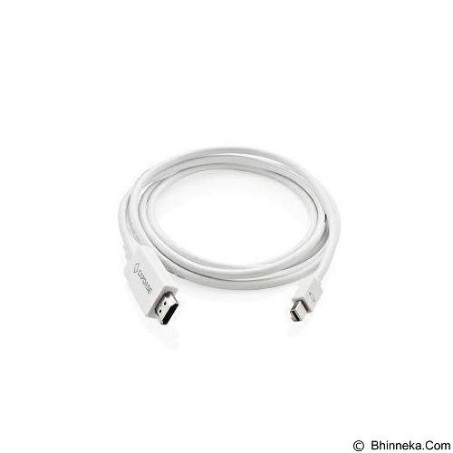 CAPDASE Mini Display HDMI Cable Macbook 2 Meter Original [AVAP00-C602] (Merchant) - Cable / Connector HDMI