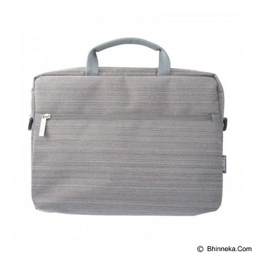 CAPDASE Mkeeper Gento Tas Laptop 13 Inch [MK00M130-G20G] - Grey (Merchant) - Notebook Shoulder / Sling Bag