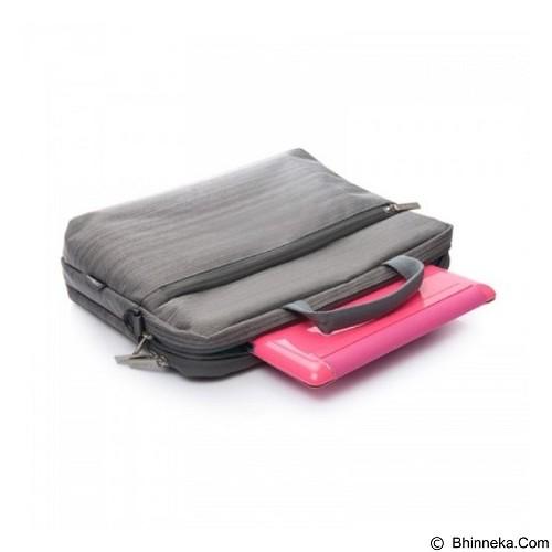CAPDASE Mkeeper Gento Tas Laptop 13 Inch [MK00M130-G20G] - Grey (Merchant) - Sleeve Tablet