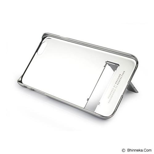 CAPDASE Karapace Jacket Chic iPhone 6 Plus [KPIH655-C0S3] - Silver/Light Blue - Casing Handphone / Case
