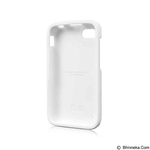 CAPDASE Polimor Case BlackBerry 9320/9220 [PMBB9320-5I22] - White (Merchant) - Casing Handphone / Case
