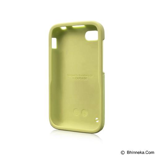 CAPDASE Polimor Case Jacket BlackBerry Q5 [PMBBQ5-5166] - Green (Merchant) - Casing Handphone / Case