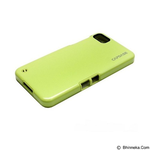 CAPDASE Polimor Casing for BlackBerry Z10 - Green (Merchant) - Casing Handphone / Case