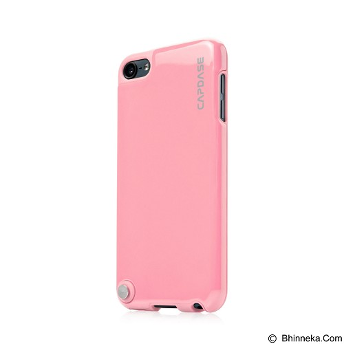 CAPDASE Polimor Casing for iPod Touch 5 - Pink (Merchant) - Casing Handphone / Case