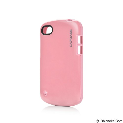 CAPDASE Polimor Jacket Casing for BlackBerry Q10 - Candy Pink (Merchant) - Casing Handphone / Case