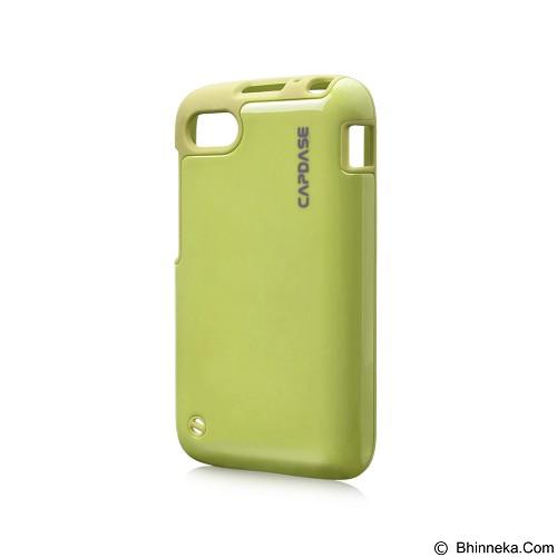 CAPDASE Polimor Jacket Casing for BlackBerry Q5 - Green (Merchant) - Casing Handphone / Case
