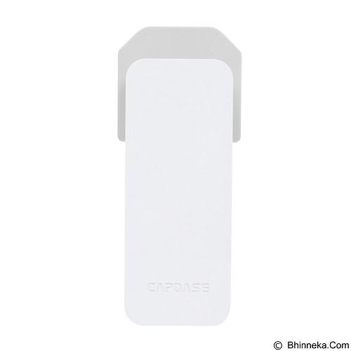 CAPDASE Porto V4 Quartet USB Power Adapter [AD00-7P02] - White - Universal Charger Kit