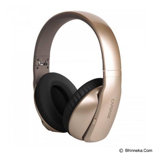 CAPDASE Posh ANC Bluetooth Headphones [BH00-P10C] - Gold - Headset Bluetooth