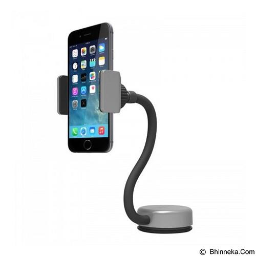 CAPDASE Posh Car Mount Dashboard / Windscreen [HR00-P20G] - Grey (Merchant) - Gadget Mounting / Bracket
