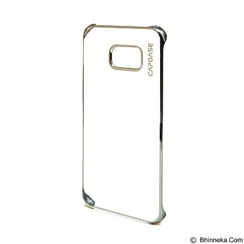 CAPDASE Posh Metal Frame Crystal Casing for Samsung Galaxy S7 [KPSGS7-PM0C] - Gold (Merchant) - Casing Handphone / Case