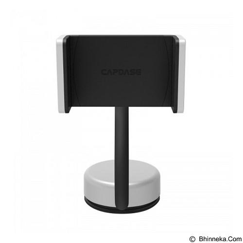 CAPDASE Posh Smart Car Mount with Alert Key [HR00-P00S] - Silver - Gadget Mounting / Bracket