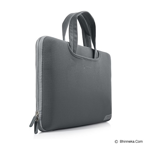 CAPDASE ProKeeper Carria Macbook Air 11 Inch [PKAPMBA11-C00G] - Grey - Notebook Carrying Case