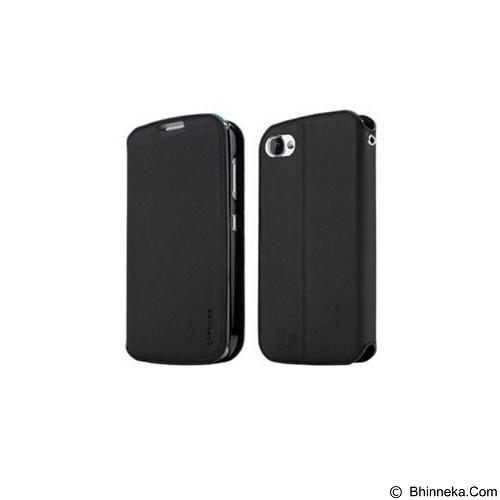 CAPDASE Sider Baco Folder Casing for BlackBerry 9720 [FCBB9720-SB11-BB] - Black (Merchant) - Casing Handphone / Case