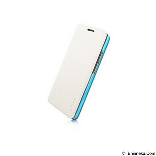 CAPDASE Sider Baco Folder Casing for BlackBerry Z30 [FCBBZ30-SB23-BB] - White Blue (Merchant) - Casing Handphone / Case