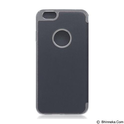 CAPDASE Sider Slim for iPhone 6 [FCIH647-1SG0] - Dark Grey Clear - Casing Handphone / Case