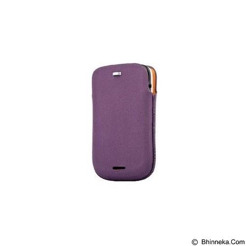 CAPDASE Smart Pocket Posh Blackberry 9900 [SLBB9900-H057] - Purple (Merchant) - Casing Handphone / Case