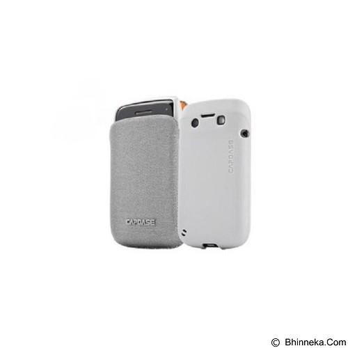 CAPDASE Smart Pocket Value Set Posh Casing for 9900 [SLBB9900-V3GG] - Grey (Merchant) - Casing Handphone / Case