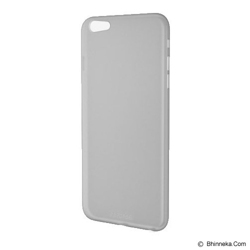 CAPDASE Soft Case Apple iPhone 6 Plus / iPhone 6S Plus Posh Slim Fit - Grey (Merchant) - Casing Handphone / Case