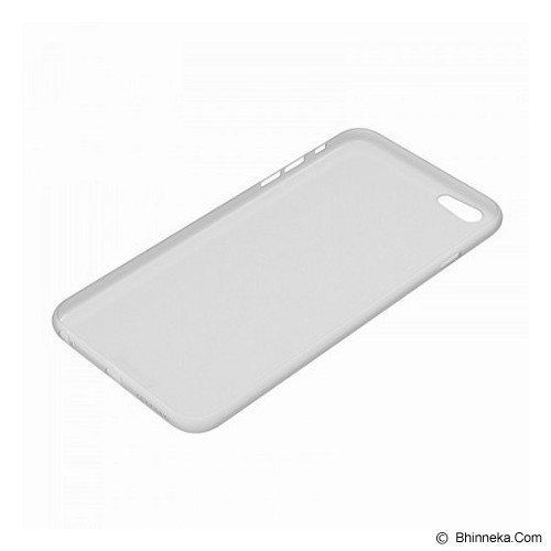 CAPDASE Soft Case Apple iPhone 6 Plus / iPhone 6S Plus Posh Slim Fit - Grey - Casing Handphone / Case