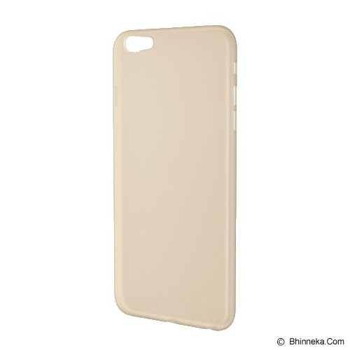 CAPDASE Soft Case Apple iPhone 6 / iPhone 6S Posh Slim Fit - Gold - Casing Handphone / Case