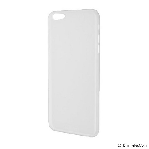 CAPDASE Soft Case Apple iPhone 6 / iPhone 6S Posh Slim Fit - Silver - Casing Handphone / Case