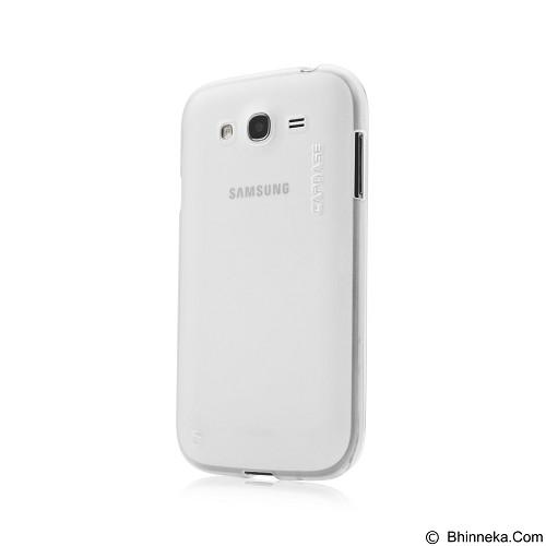 CAPDASE Soft Jacket Case Samsung Galaxy Core [SJSG8262-P202] - White (Merchant) - Casing Handphone / Case