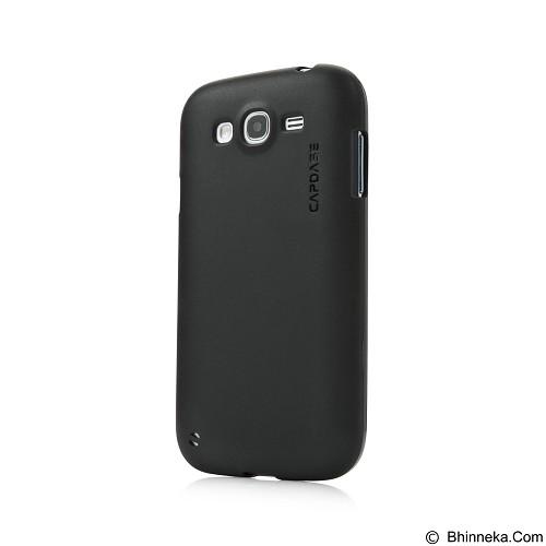 CAPDASE Soft Jacket Case Samsung Galaxy Core [SJSG8262-P2Y1] - Solid Black (Merchant) - Casing Handphone / Case