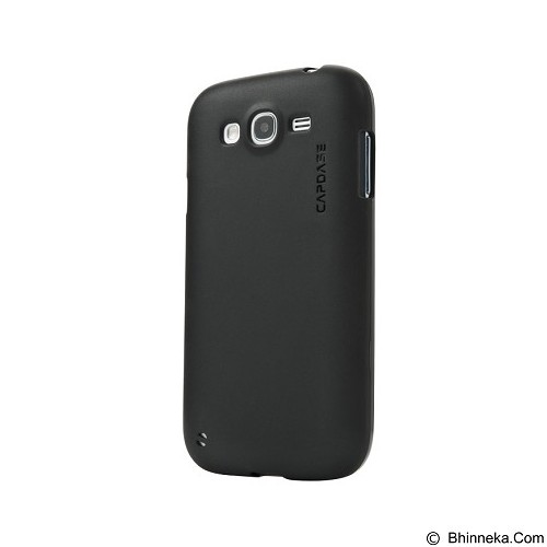CAPDASE Soft Jacket Case for Samsung Galaxy Grand Neo [SJSGI9082-P2Y1] - Black (Merchant) - Casing Handphone / Case
